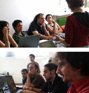LINUX AUDIO WORKSHOP