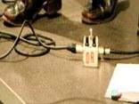 Dean Roberts en concierto