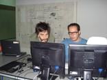Emanuele Mazza y Walter trabajando con Gamuza - thumbnail
