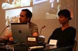 Marcos García y Laura Fernandez de MediaLab-Prado, Madrid - thumbnail