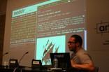 Walter presentandonos el espacio WORM DE ROTTERDAM  - thumbnail