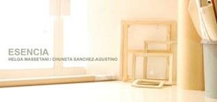 """Esencia"", un proyecto de Helga Massetani y Chuneta Sánchez-Agustino"