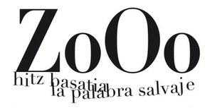 Seminario: ZoOo II. La palabra salvaje
