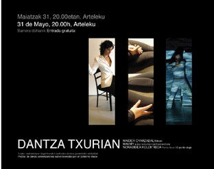 Dantza Txurian