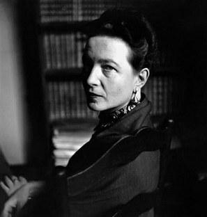Neguko irakurketa taldea. Simone de Beauvoir idazle haren beldur ote gara?