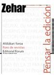 47-48 Pensar la edición. Editorial forum